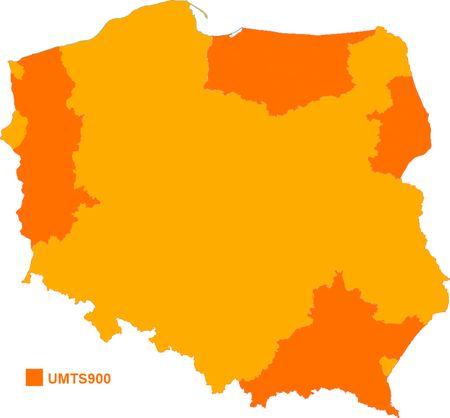 Orange wystartował z UMTS900