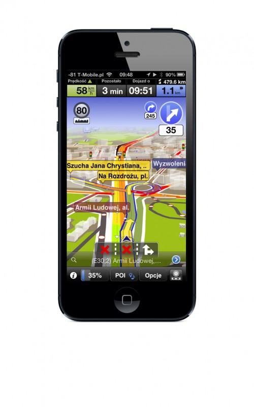 AutoMapa iOS7