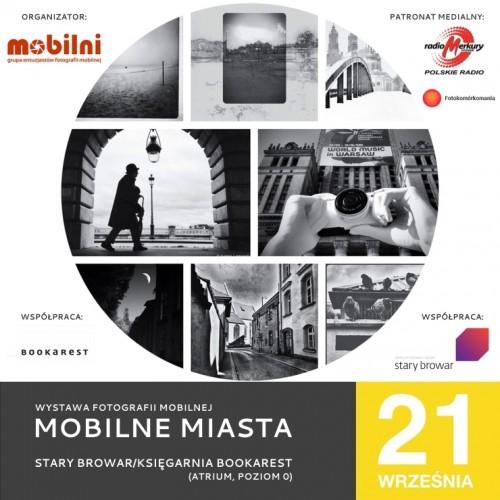 Polskie miasta w obiektywie smartfonów