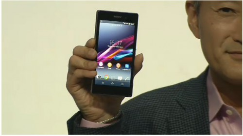 Sony Mobile: Live Streaming