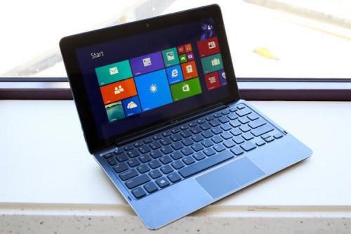 Nowe tablety Dell z Windows 8 na pokładzie