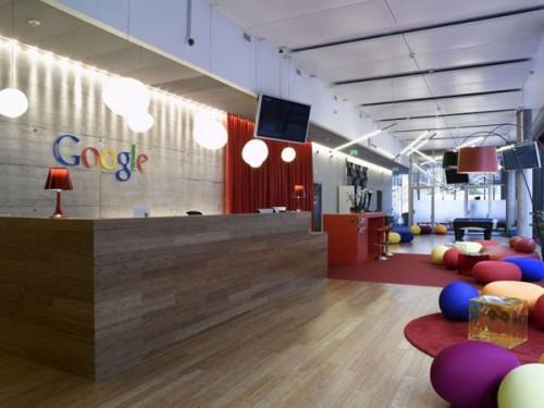 Akcje Google
