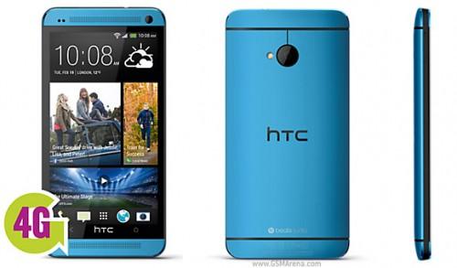 htc one niebieski