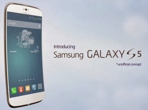 Samsung Galaxy S5 Exclusive 3D Concept