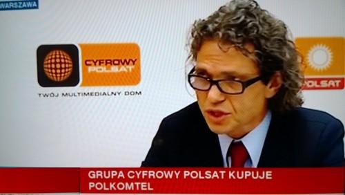 Cyfrowy Polsat kupuje Polkomtel