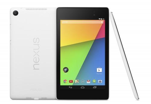 Nexus 7 white
