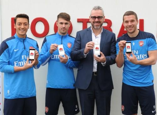 Huawei - Arsenal Londyn