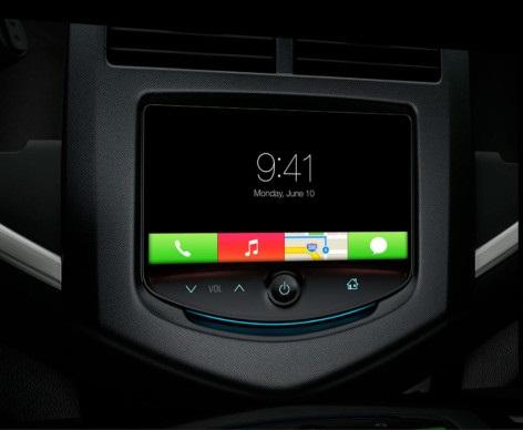 iOS in the Car