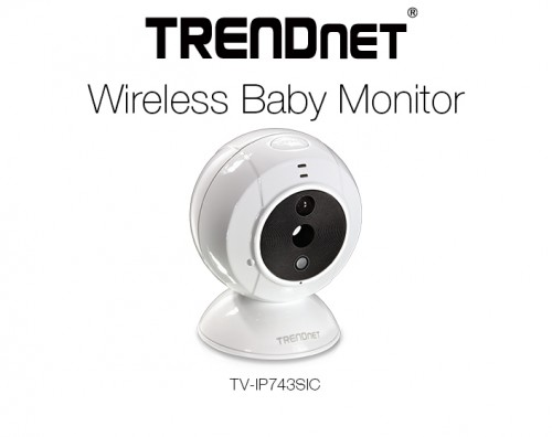 TRENDnet TV-IP743SIC