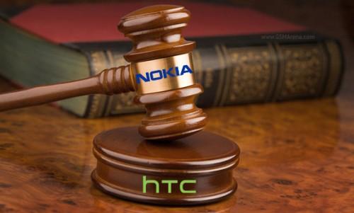 Nokia wygrywa w sądzie z HTC
