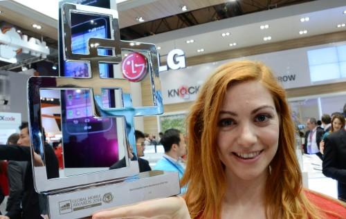 LG Electronics najbardziej innowacyjną firmą MWC 2014