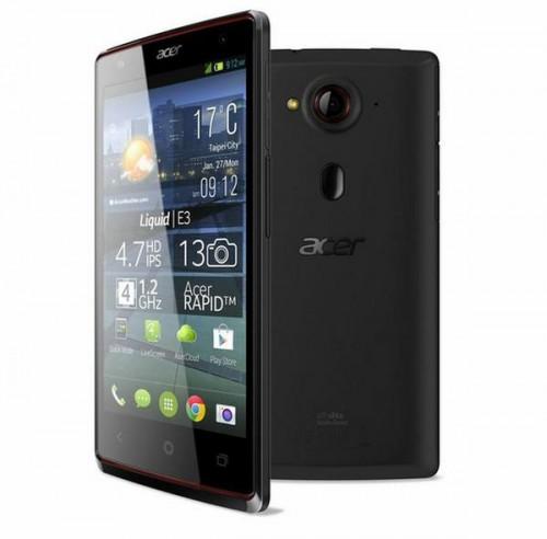 Nowe smartfony marki Acer