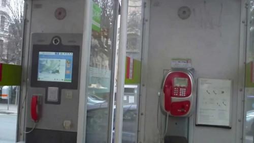 Budki telefoniczne w Wiedniu