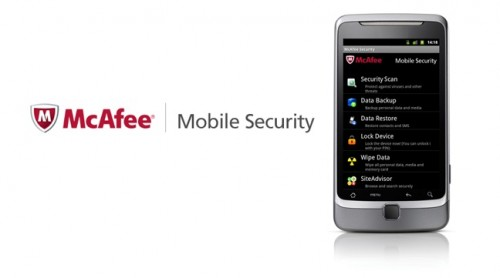 McAfee Mobile Security dla Androida