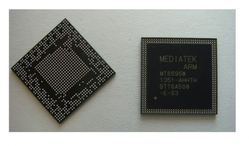 MediaTek MT6595 Octa-Core SoC