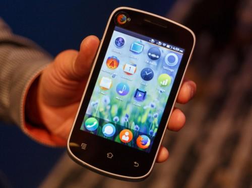 Smartfon z Firefox OS za 25 dolarów