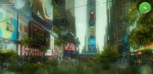 Urban Jungle Street View