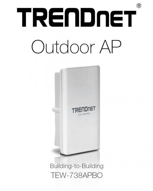 TRENDnet TEW-738APBO