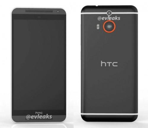 Nowe wersje HTC One