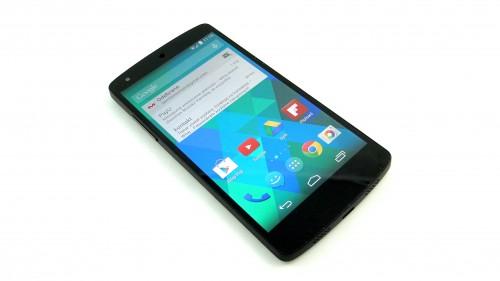 Test Google Nexus 5