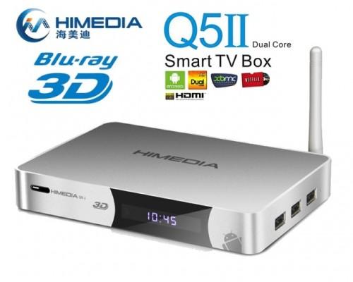 Mini Android PC: HiMedia Q5 II