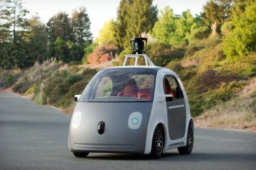 Samochód od Google