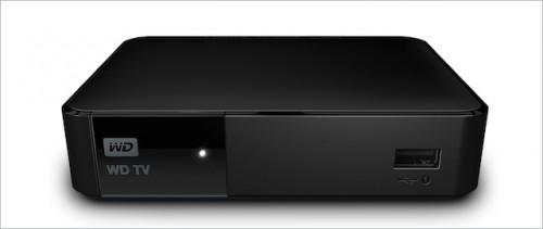 WD TV