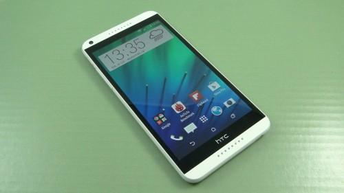 Test HTC Desire 816