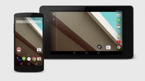 Android L - design
