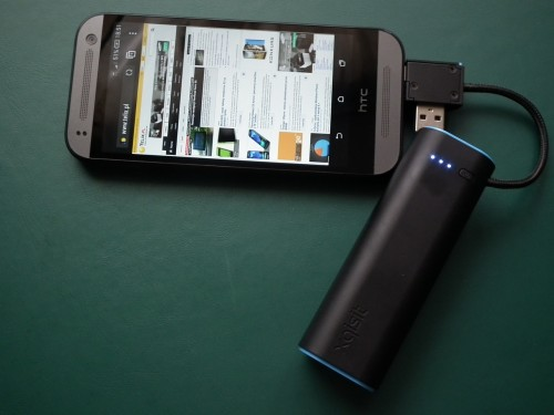 Test Xqisit Powerpack Charger
