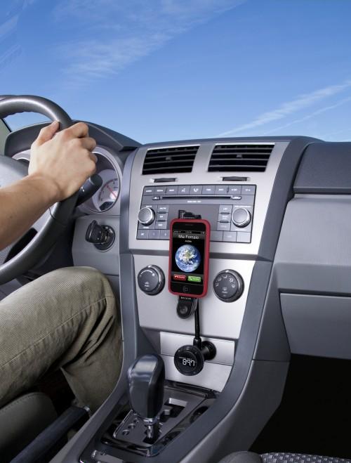 Akcesoria Belkin do samochodu