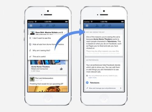 Reklamy Facebook