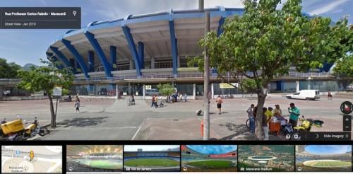 Street View Brazylia