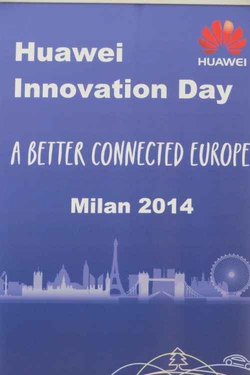 Huawei Innovation Day 2014