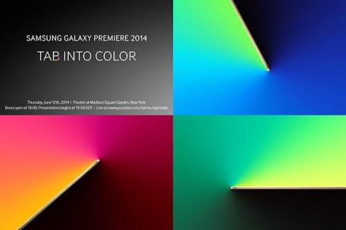 Tab into color