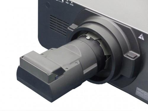 Panasonic z obiektywem o superkrótkiej ogniskowej