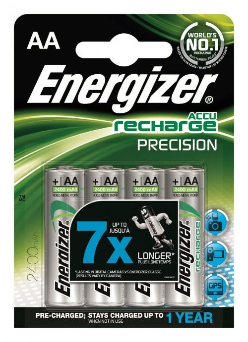 Akumulatorki Energizer PrecisionAA