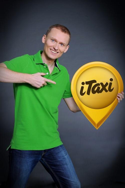 Stefan Batory,  Prezes Zarządu iTaxi