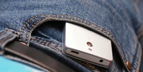 Telefon w kieszeni