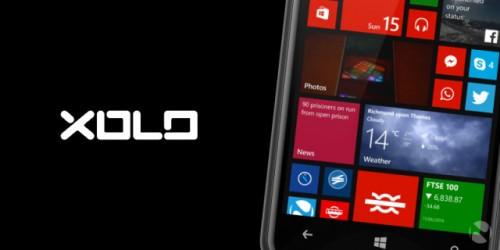 Xolo z Windows Phone