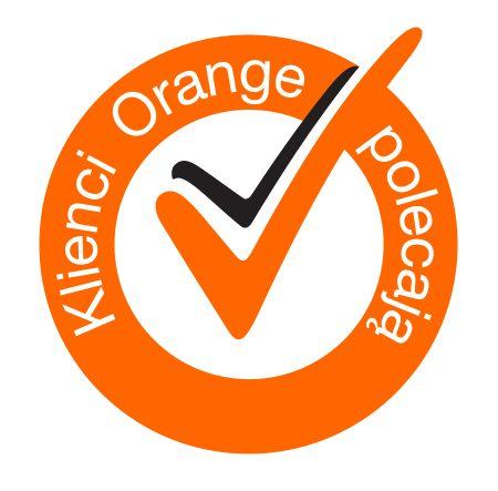 Klienci Orange polecają