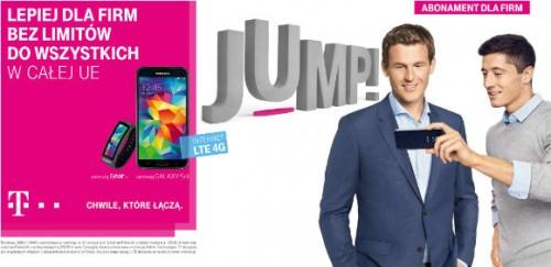 T-Mobile JUMP! proFirma: Kusznierewicz i Lewandowski