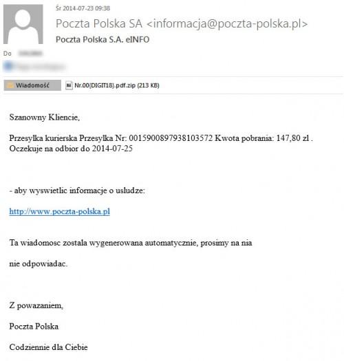 ESET - Poczta Polska