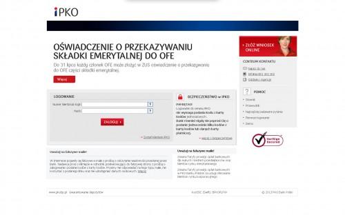 Alert: klienci PKO BP znowu na celowniku cyberprzestępców