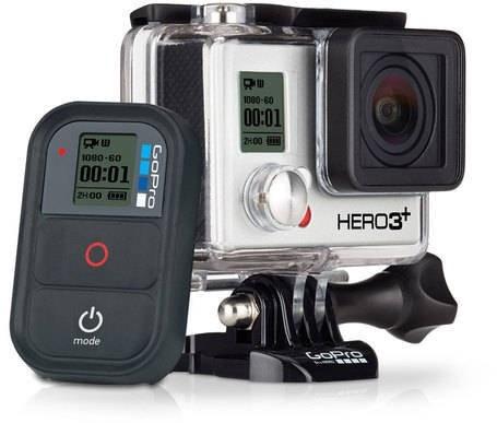 Wszystkoodporne kamery dla aktywnych