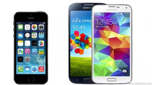 Najlepiej sprzedające się smartfony 1Q