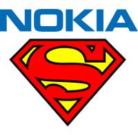 Nokia Superman
