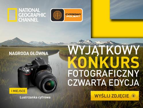 National Geographic Channel i Cyfrowy Polsat nagradzają wyjątkowe zdjęcia