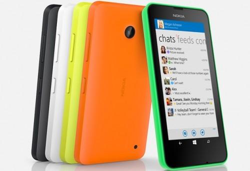 Nokia Lumia BBM
