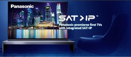 Panasonic SAT>IP